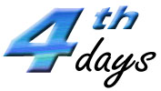 4th Days Logo